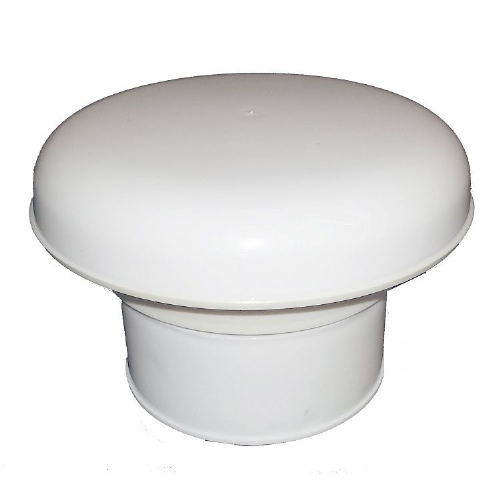 Plastic Screw Down Round Aerator Base Mushroom Vent
